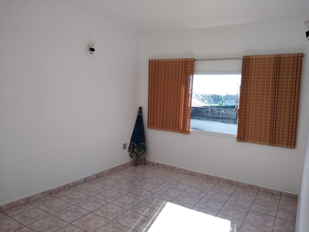 Apartamento com 1 dormitório para alugar, 45 m² por R$ 1.100/mês - Centro - Itanhaém/SP