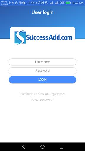 SucessAdd.com screenshot 2
