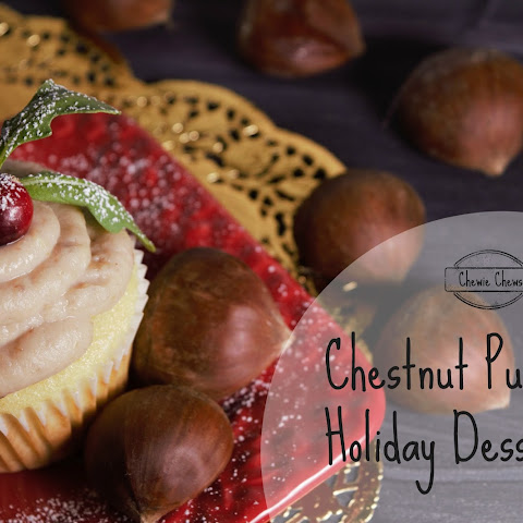 Easy Chestnut Puree for all your Holiday Desserts