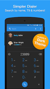 App Caller ID & Dialer by Simpler APK for Kindle