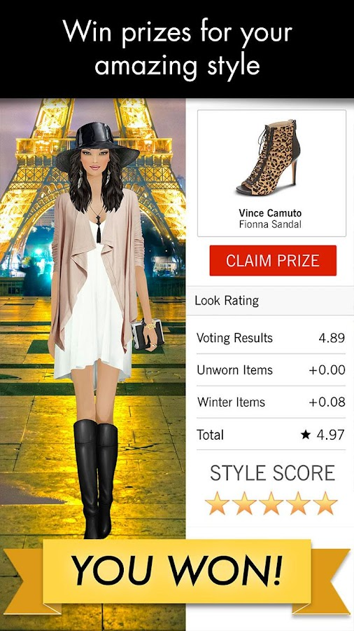 Covet Fashion - Dress Up Game Screenshot 4