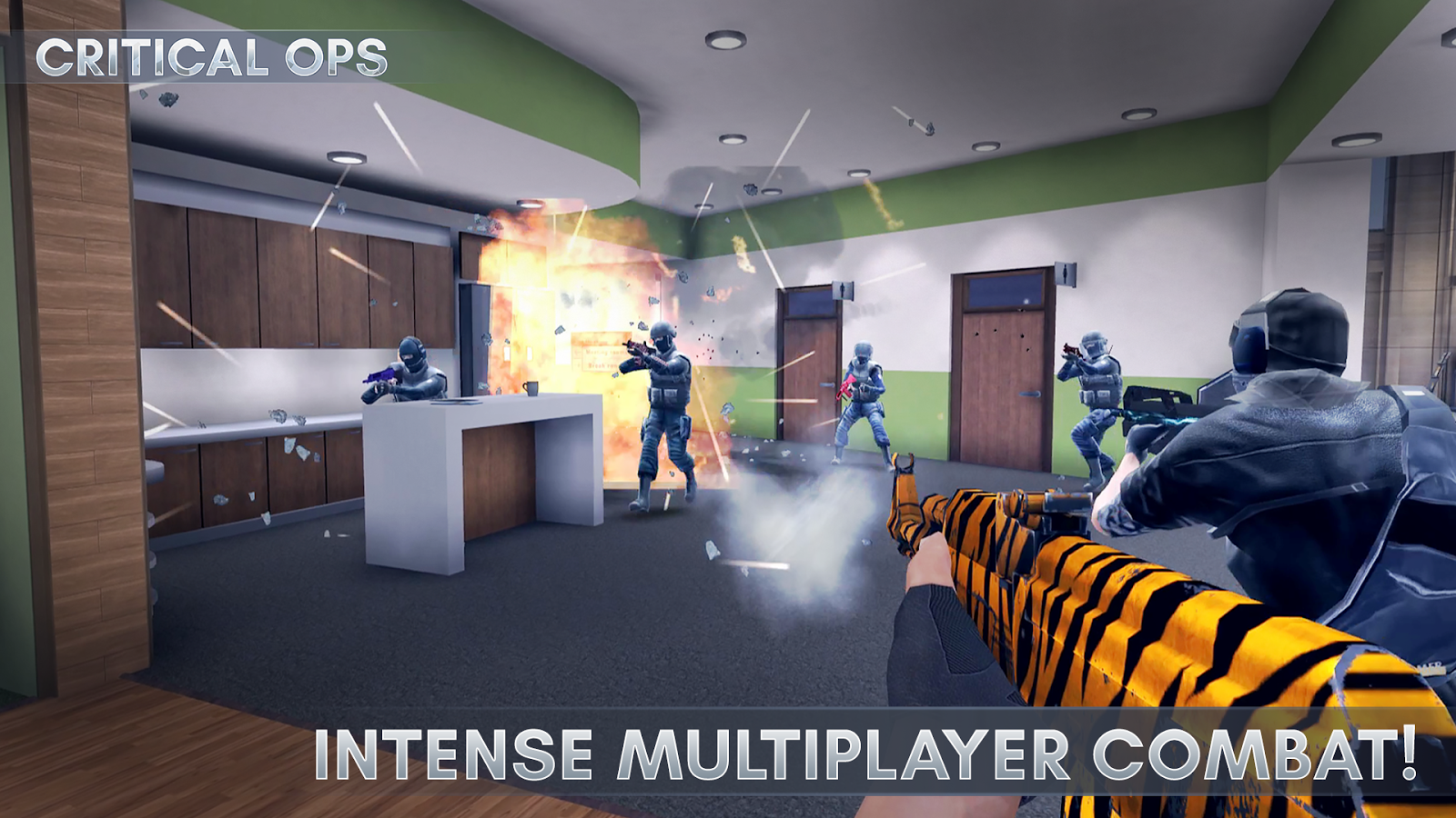 Critical Ops Screenshot 0