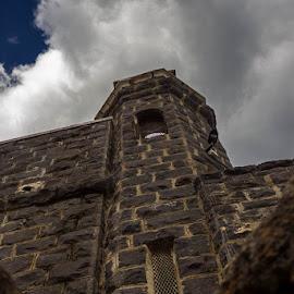 sacellum primatus sancti petri by Igael Louzoun - Buildings & Architecture Places of Worship ( church, saint peter, historical, sea of galilee, building )