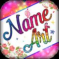 Name Art & Name Live Wallpaper