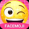 Glitter Emoji Sticker for Messenger APK for Bluestacks