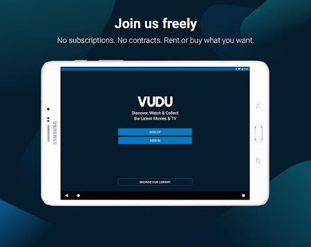 Vudu Movies & TV APK screenshot thumbnail 8