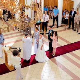 Orthodox wedding by Sasa Rajic Wedding Photography - Wedding Ceremony ( wedding photography, wedding, orthodox, sasa rajic )