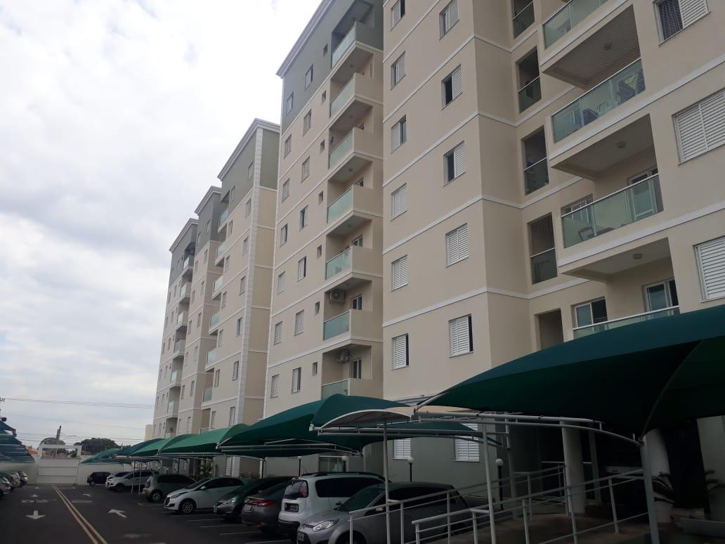 Lindo apartamento com 2 dormitórios à venda, 63 m² por R$ 280.000 - Vila Brizzola - Indaiatuba/SP