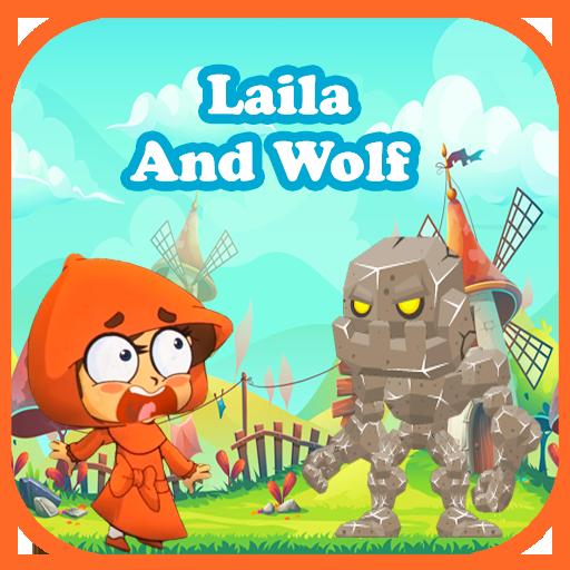 لعبة ليلى والذئب 2 - طيور الجنة (game)