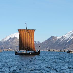 by Karl-roger Johnsen - Transportation Boats