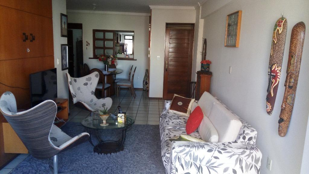 Apartamento residencial à venda, Manaíra, João Pessoa - AP5765.