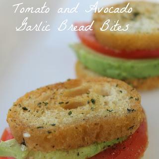 Mini Garlic Bread Snacks Recipes