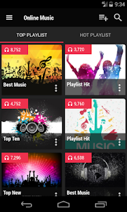 Anghami-Mp3 Top Songs APK for Kindle Fire