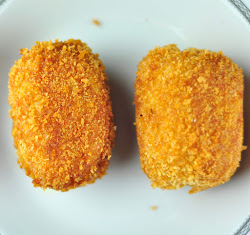 EGG CHOPS - SCOTCH EGGS WITH POTATO