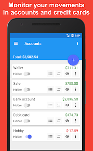 Fast Budget - Expense Manager APK for Kindle Fire