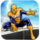 Grand Superhero Spider Flying City Rescue Mission