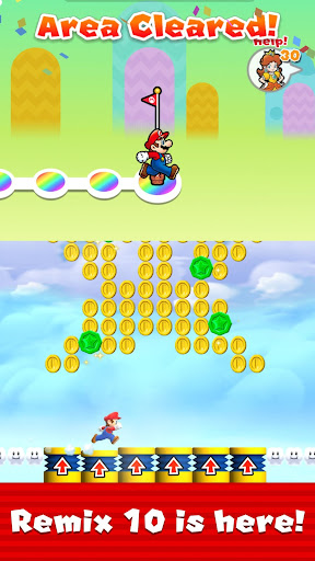 Super Mario Run screenshot 6