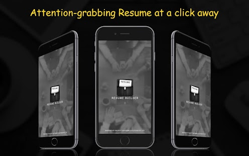 Resume Builder Business app for Android Preview 1