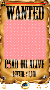 apk app most wanted photo frame for ios - Most Wanted Picture Frame