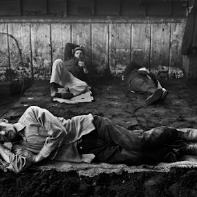 by Salih Arikan - Professional People Factory Workers