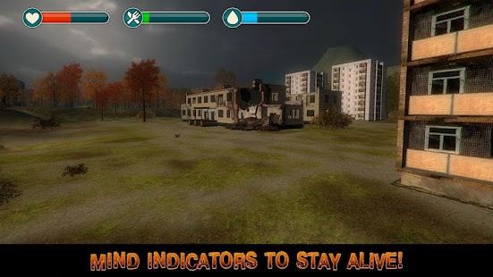 Chernobyl Survival Simulator APK for Blackberry