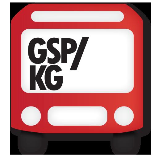 Android aplikacija GSP Kragujevac na Android Srbija