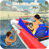 Game Beach Rescue Lifeguard Team APK for Windows Phone