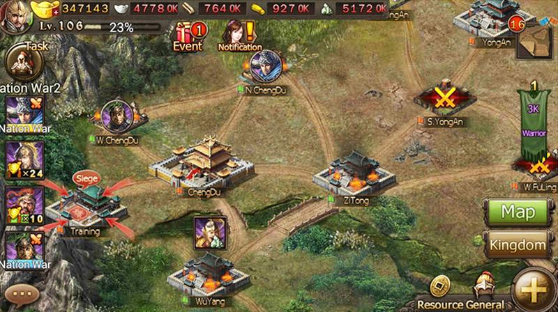 Conquest 3 Kingdoms Screenshot 5