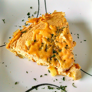 Twice Baked Potato Frittata