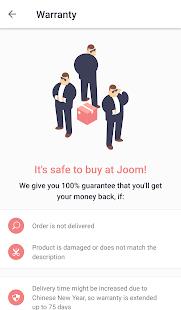 Joom – best goods from China APK for Bluestacks