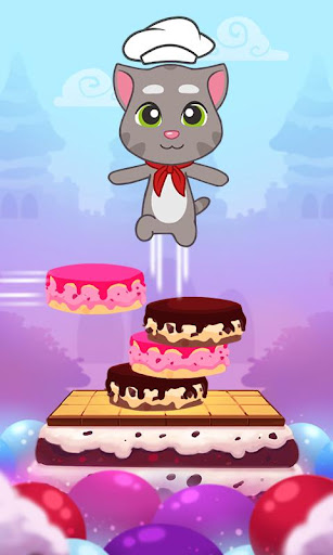 Talking Tom Cake Jump For PC