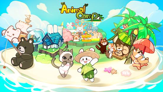 Animal Camp - Healing Resort for pc