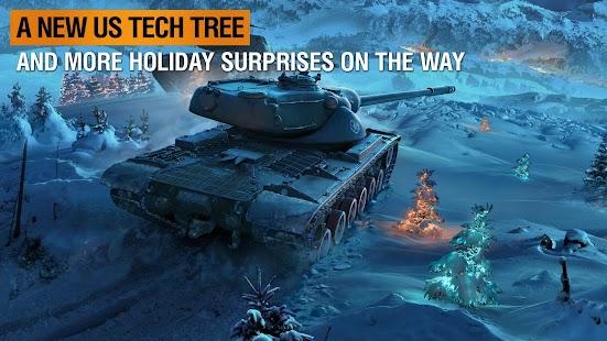 World of Tanks Blitz APK for Blackberry