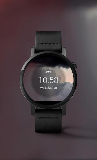 Weather Watch Face Interactive - screenshot