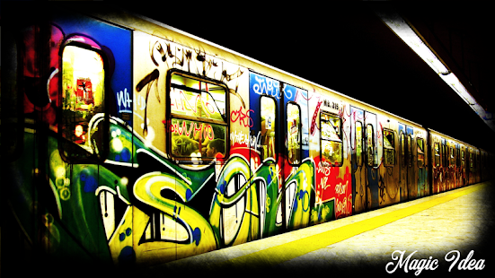 Graffiti Pack 3 Wallpaper - screenshot