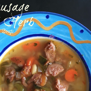 Sausage and Herb Soup