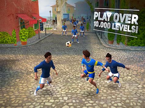 SkillTwins Football Game 2 apk screenshot