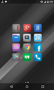Doskhi Icon Pack - screenshot