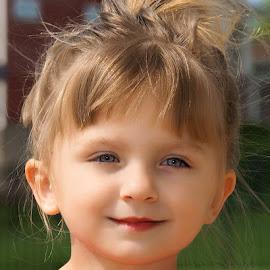 Smiles by Luanne Bullard Everden - Babies & Children Children Candids ( girls, grandchildren, children, toddlers, smiles )
