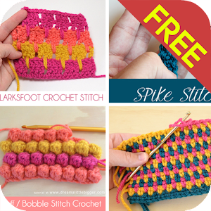 Crochet Stitches Ideas