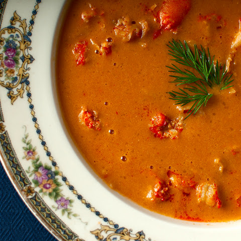 Crayfish Bisque