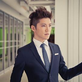 Business Professional...  by John Cianfarani - People Portraits of Men