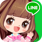 App LINE PLAY - Your Avatar World APK for Kindle