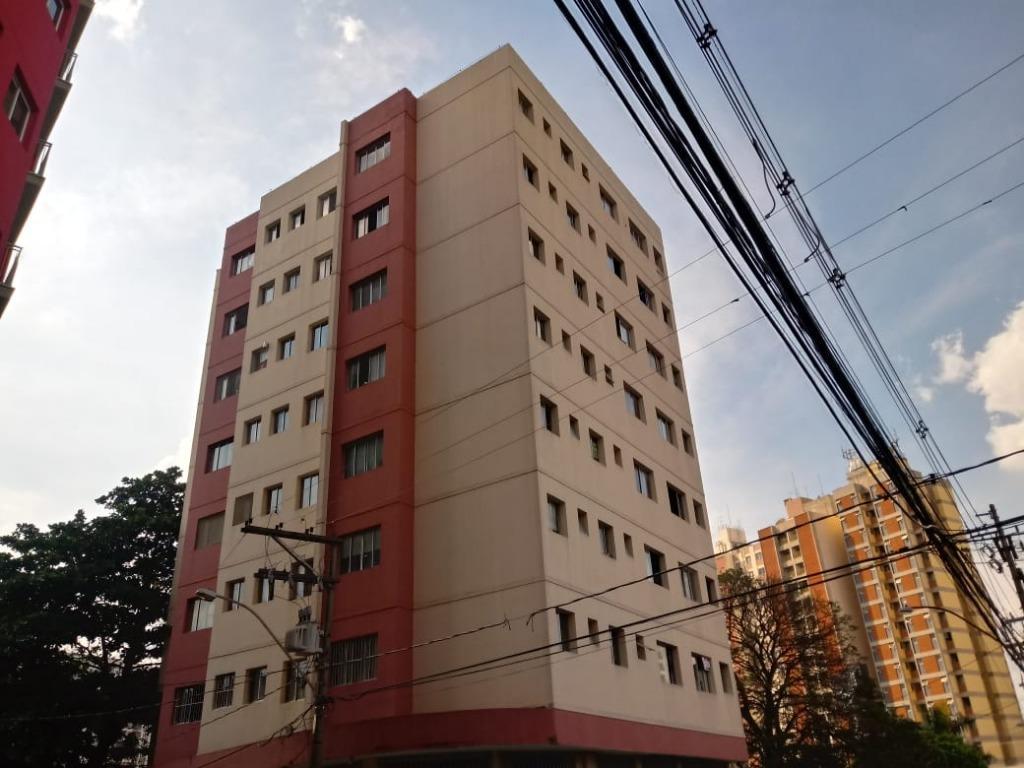 Kitnet à venda, 32 m² por R$ 140.000,00 - Botafogo - Campinas/SP