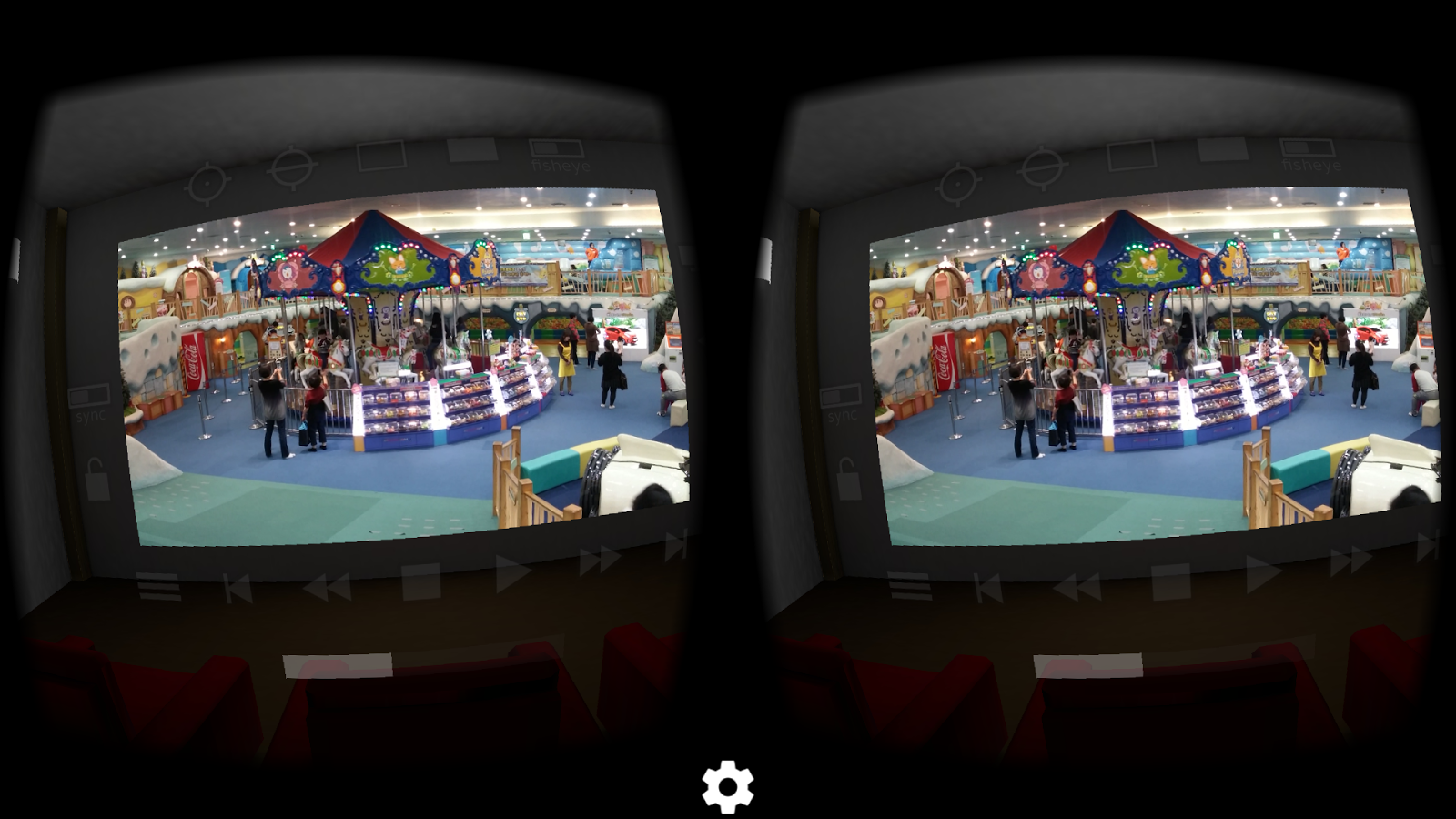 VRTV VR Video Player Screenshot 3