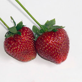 red strawberry by LADOCKi Elvira - Food & Drink Fruits & Vegetables ( fruits, strawberry )