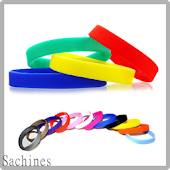 Silicon Wristband Designs APK for Bluestacks
