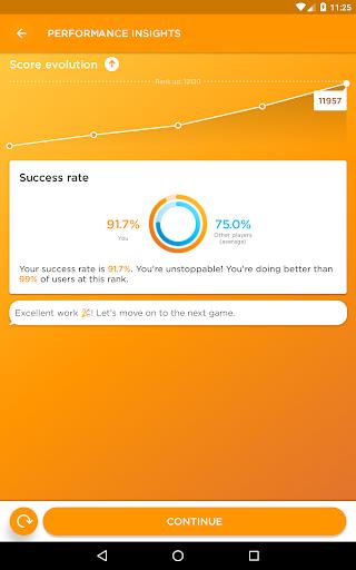 Peak – Brain Games & Training screenshot 9