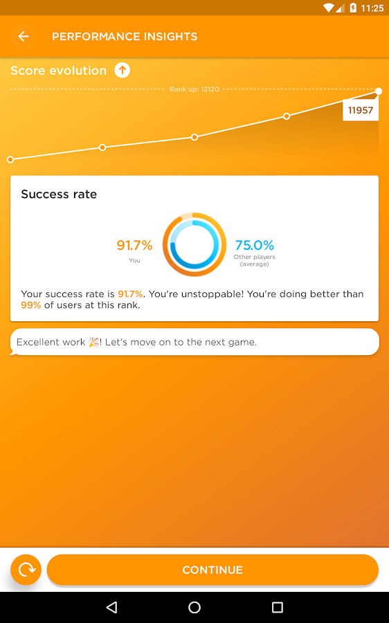 Peak – Brain Games & Training Screenshot 8