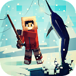 Ice Fishing Craft: Ultimate Winter Adventure Games Icon